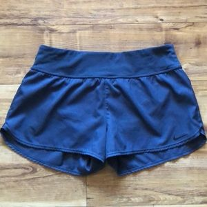 Nike Blue Running Shorts w/ Built in Briefs size S